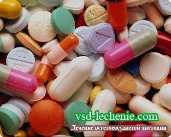 Бензодиазепиновые транквилизаторы в лечении ВСД.